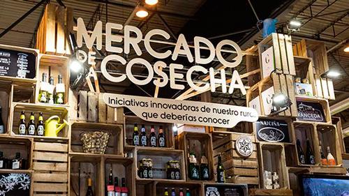 MERCADO DE LA COSECHA: POR EL DESARROLLO RURAL