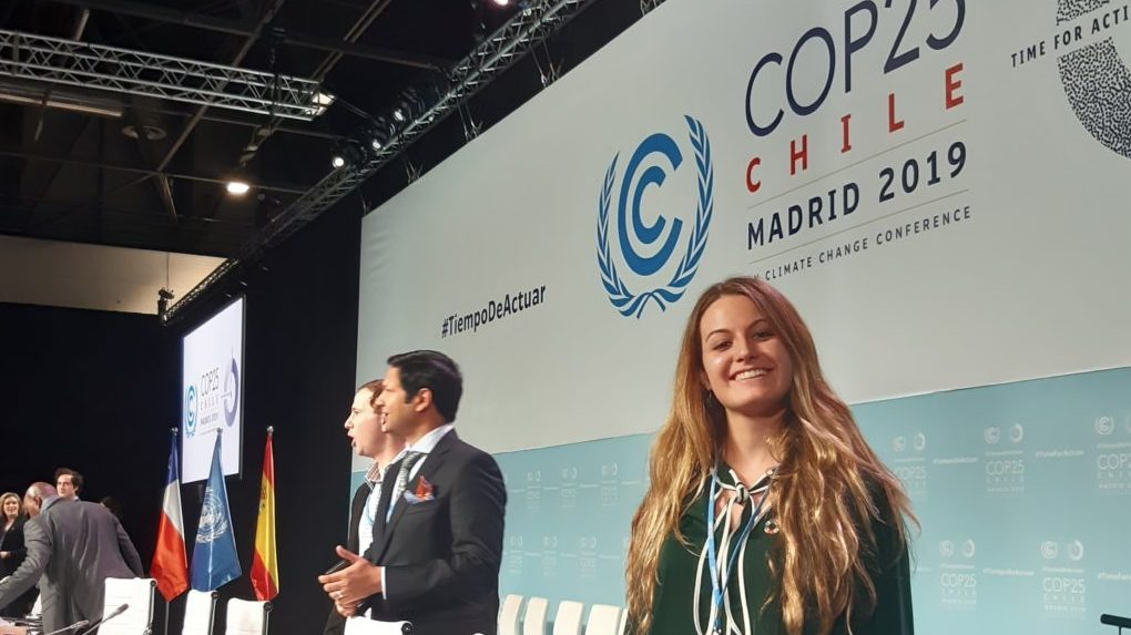 Una Millennial En La COP25