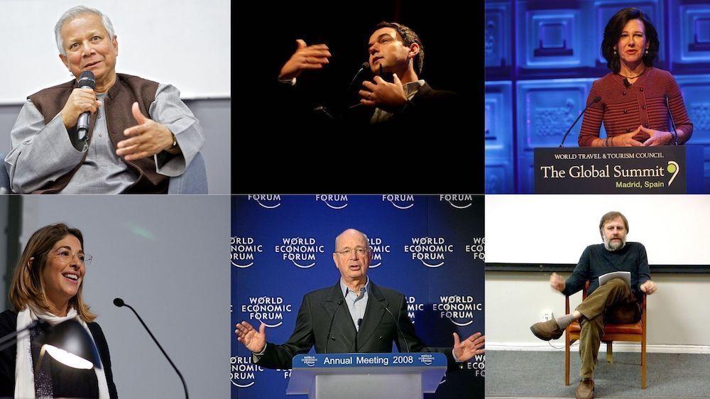 21 Voces Al Unísono: Reinventemos El Capitalismo